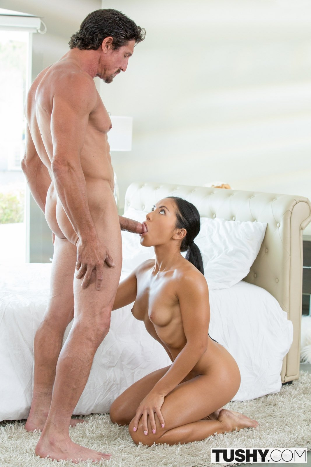 Beautiful Asian Trainer Loves Anal-1750