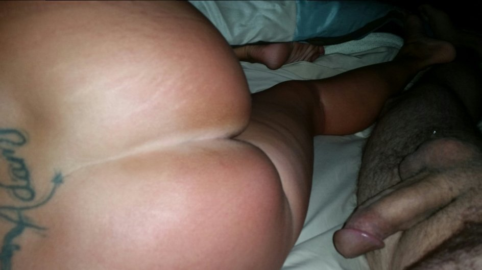 chubby wife stockings