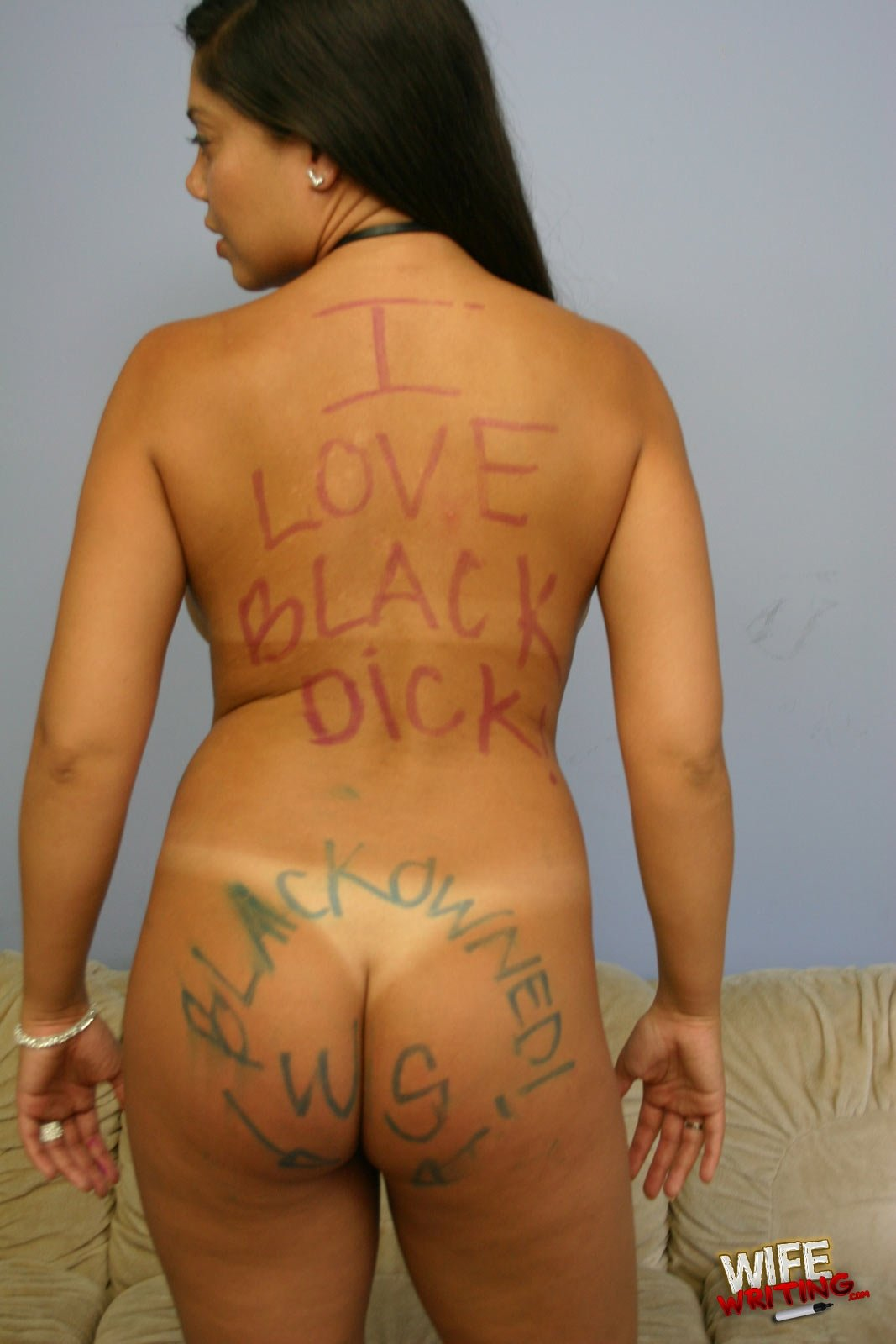 black girlfriend homemade