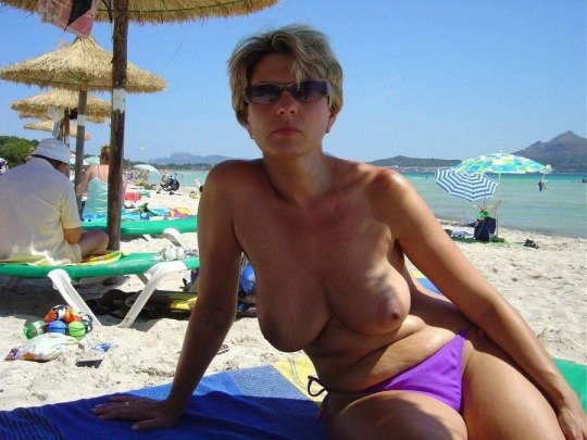 caught nude at the beach add photo
