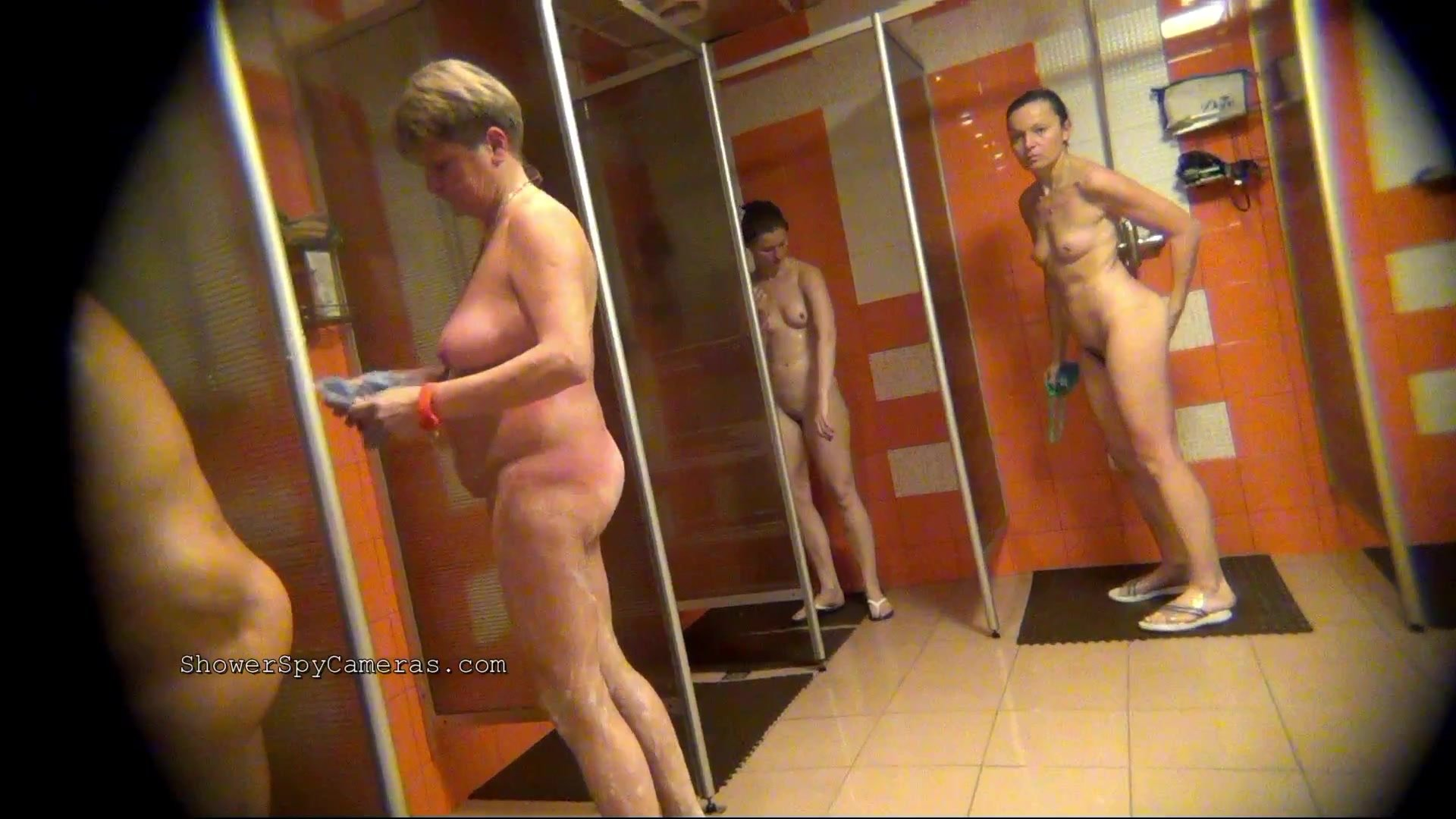 Naked guys on camera