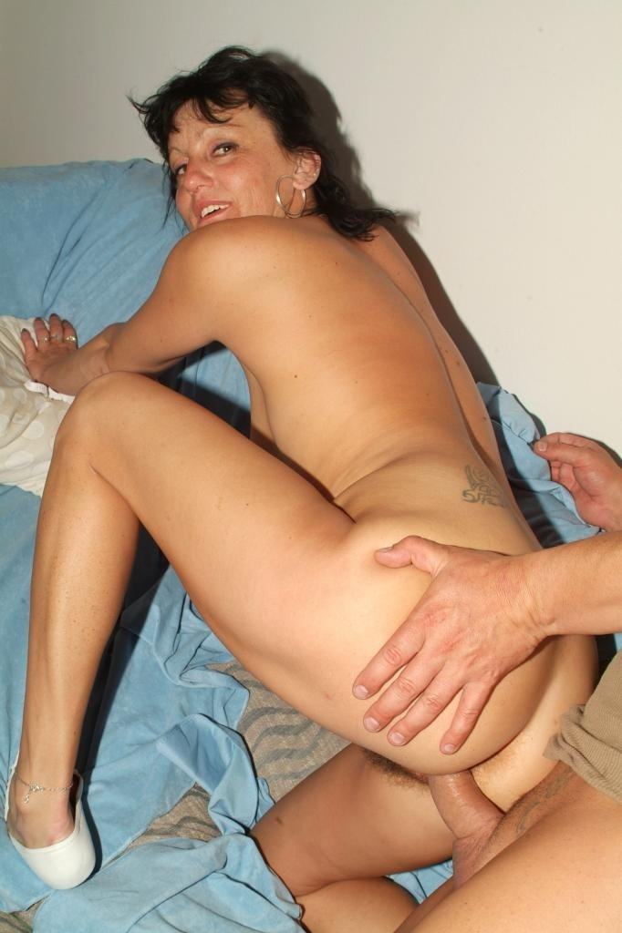 mature dominant handjob
