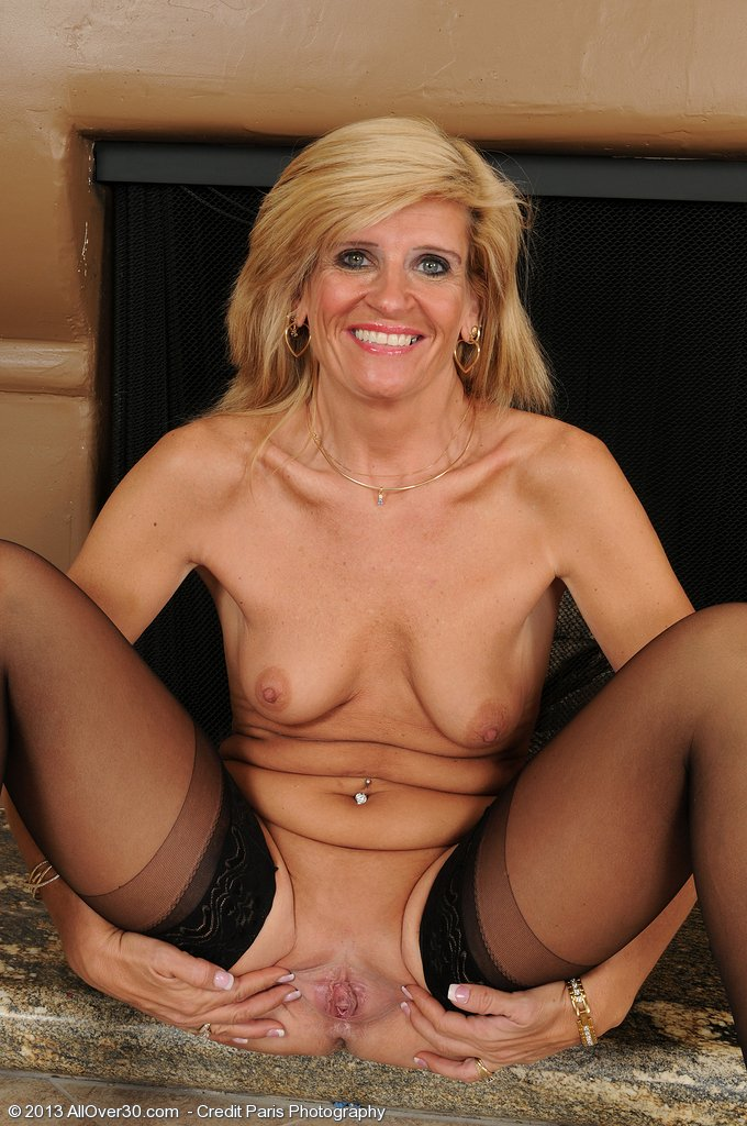 Mature handjob young #1