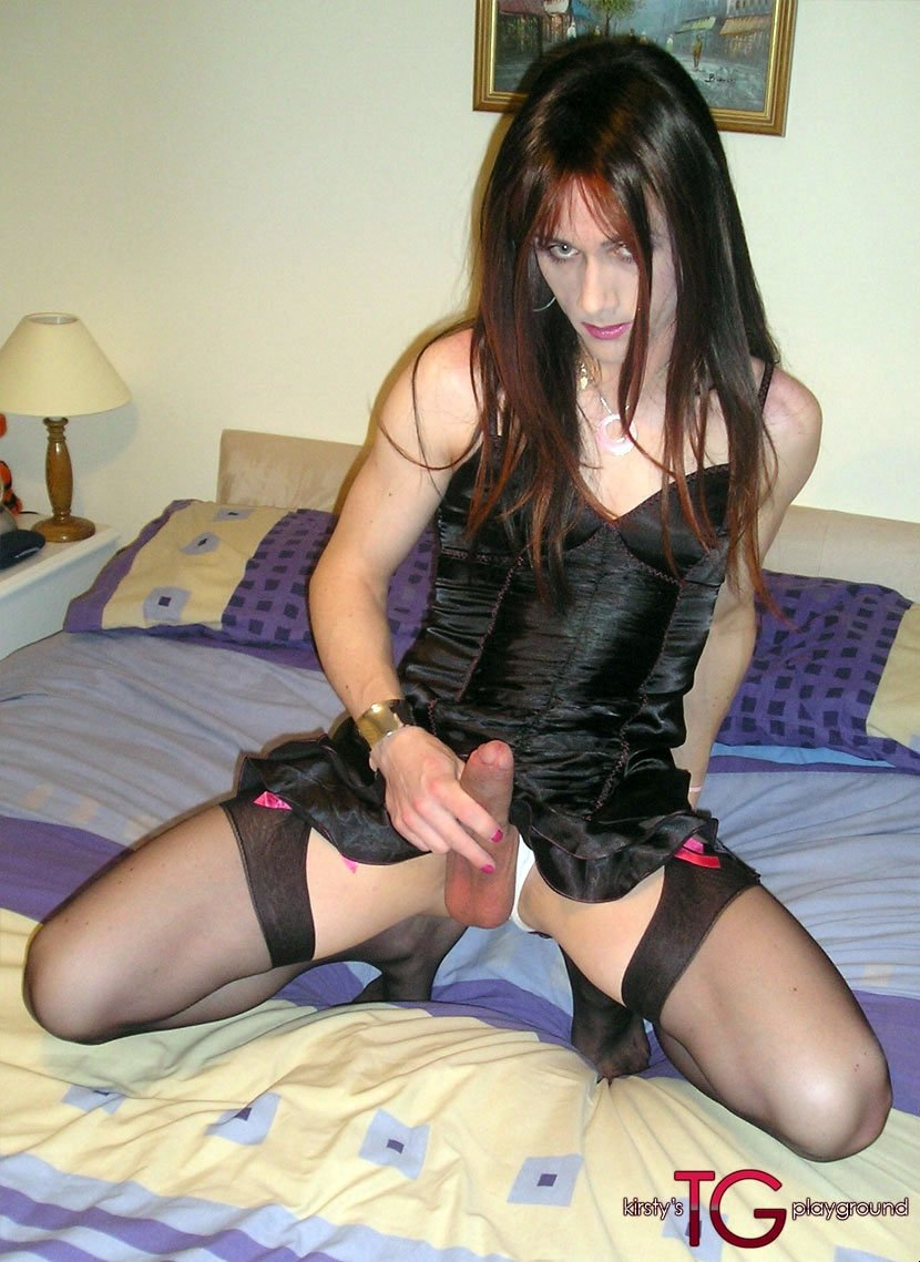 Crossdresser nude hot
