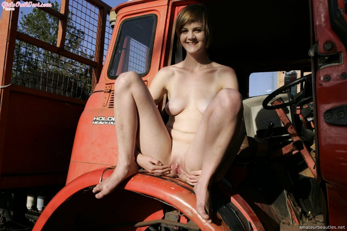 pussy-on-truck