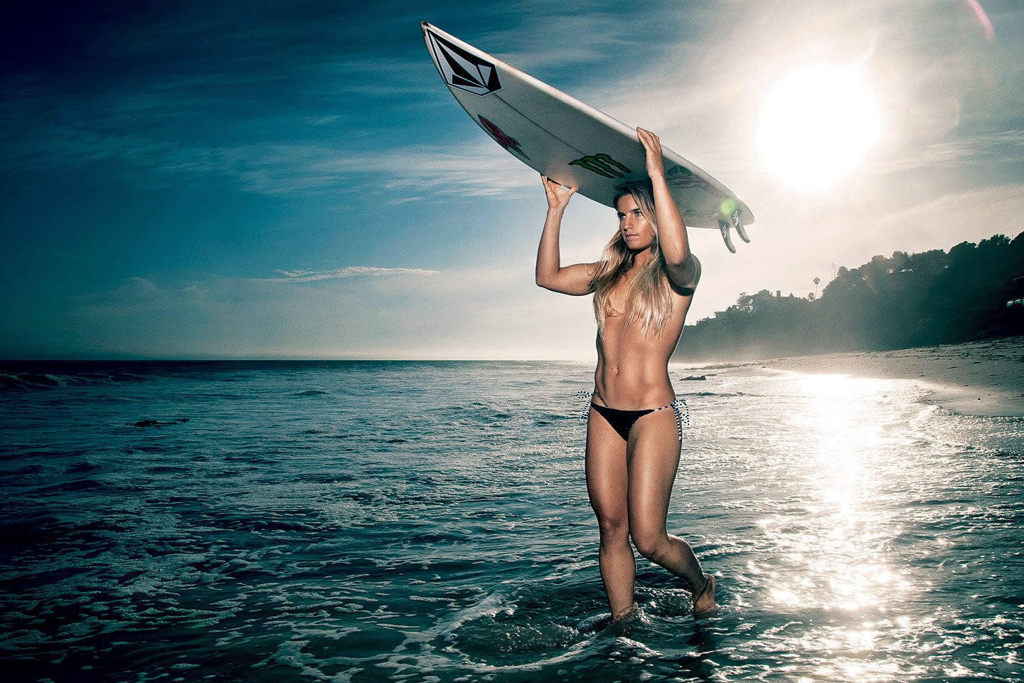 Hot naked surf girls — pic 4