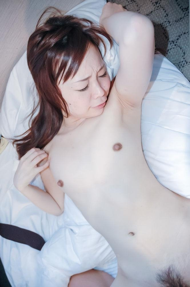 Rounded japanese housewife