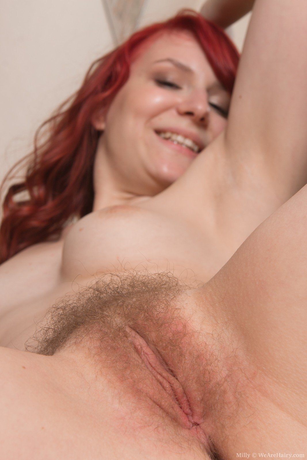 Hairy nude casting #1