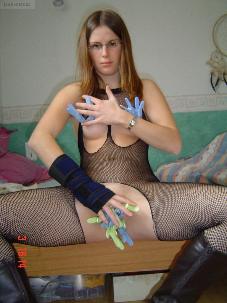 Bennie reccomended hot blonde in sexy lingerie