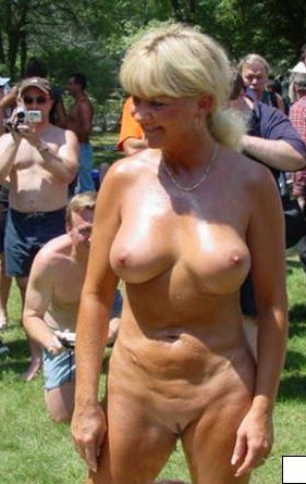old naked white women