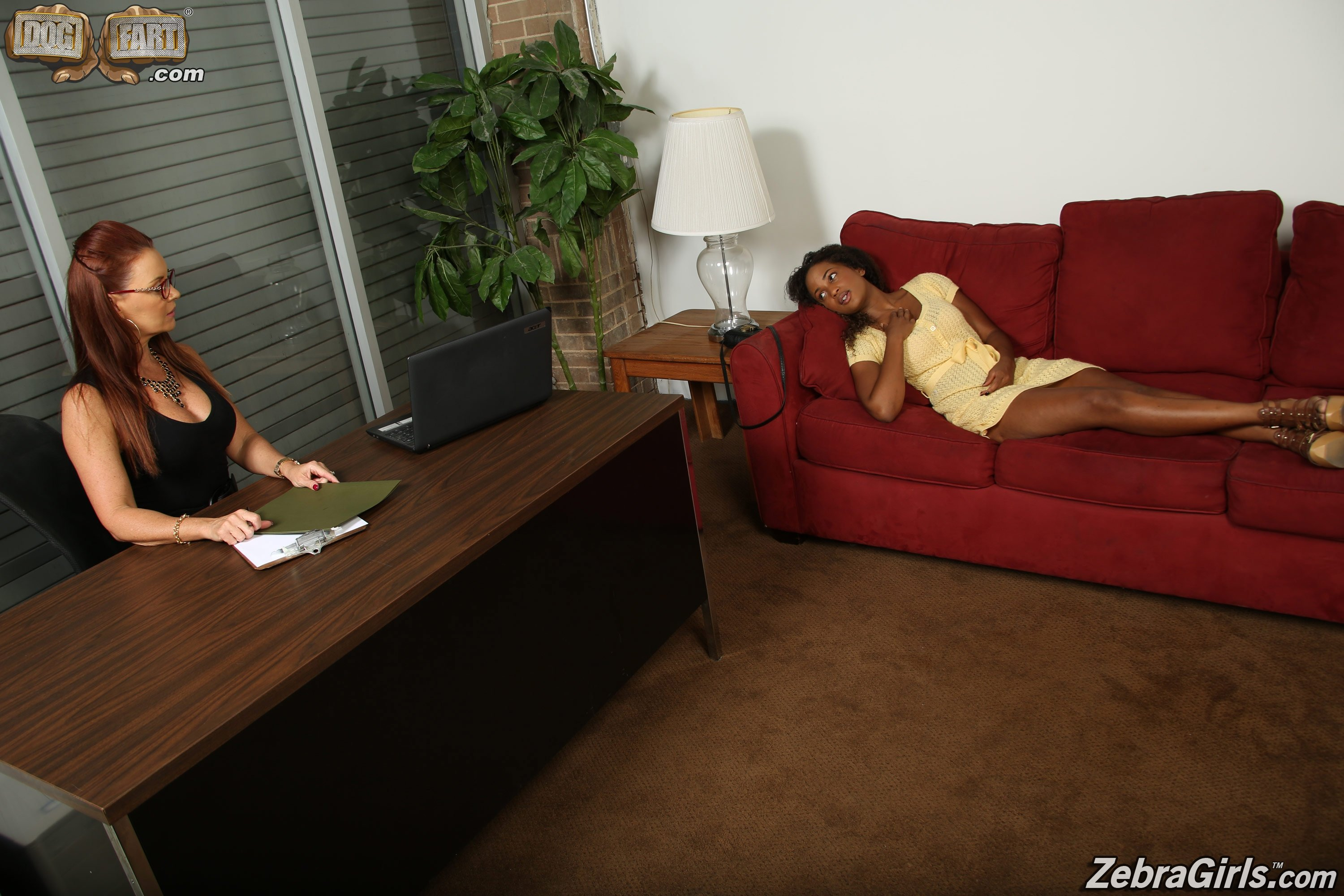 black milf with young add photo