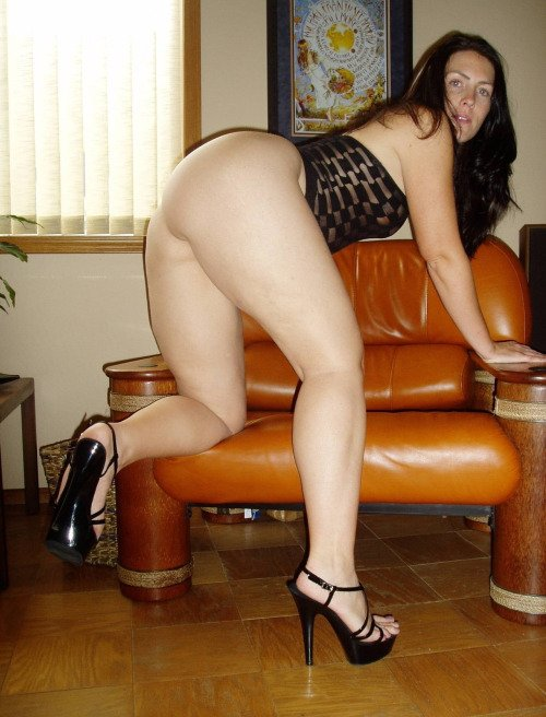 Middle aged naked wife #1