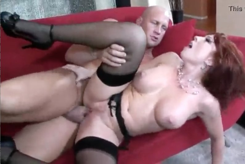 Mature blonde wife forced by japanese man
