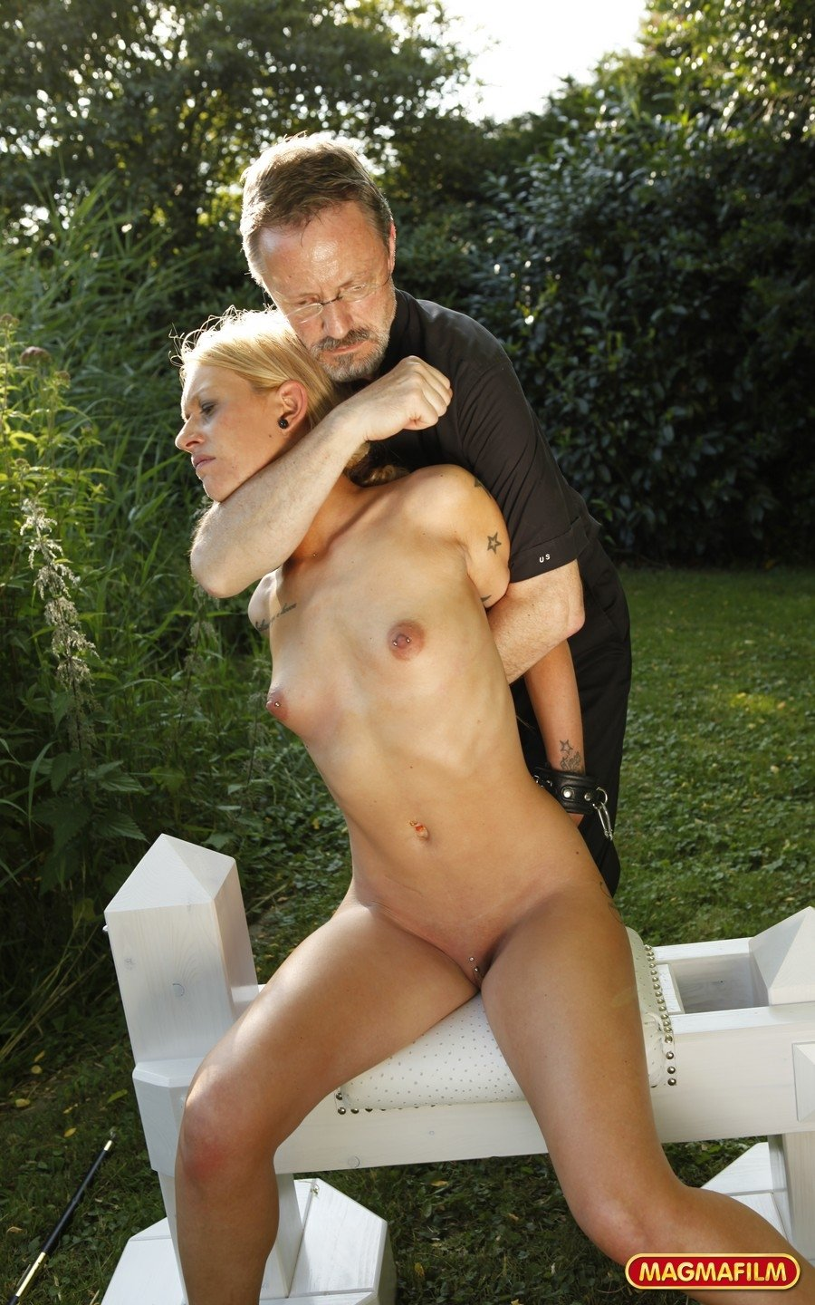 Wife fuck old man