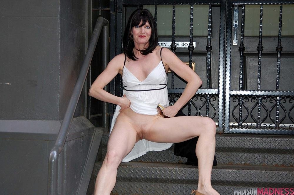Naked wife mature #1