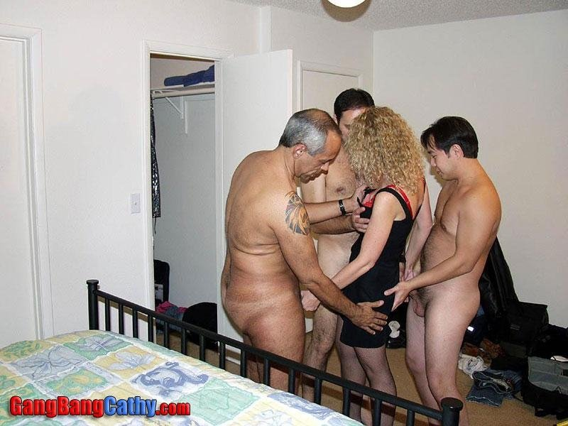Wife creampied by husbands friend #9