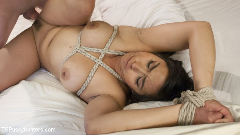 Tie her up and fuck her