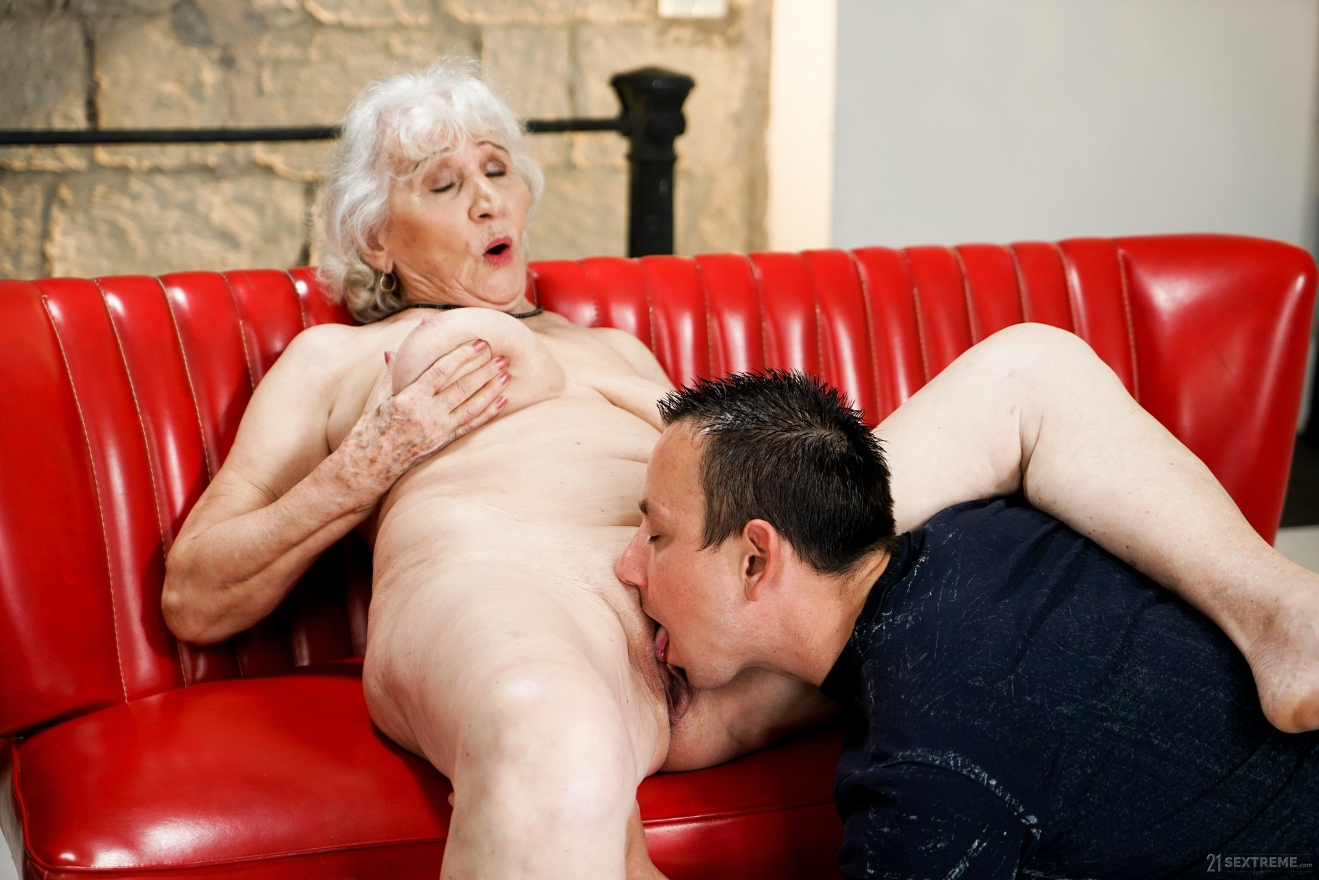 best of granny loves black anal