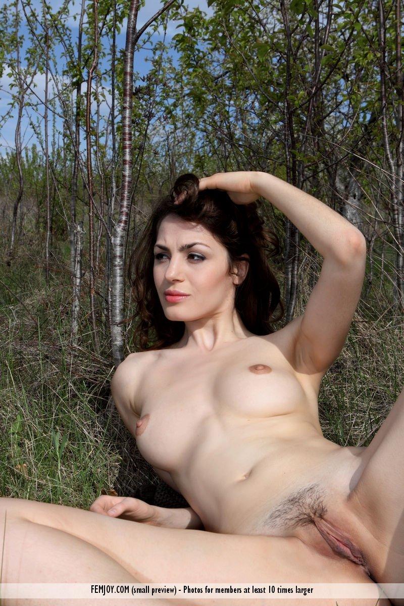 First time home nudist