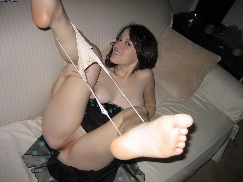 feet licking cuckold there