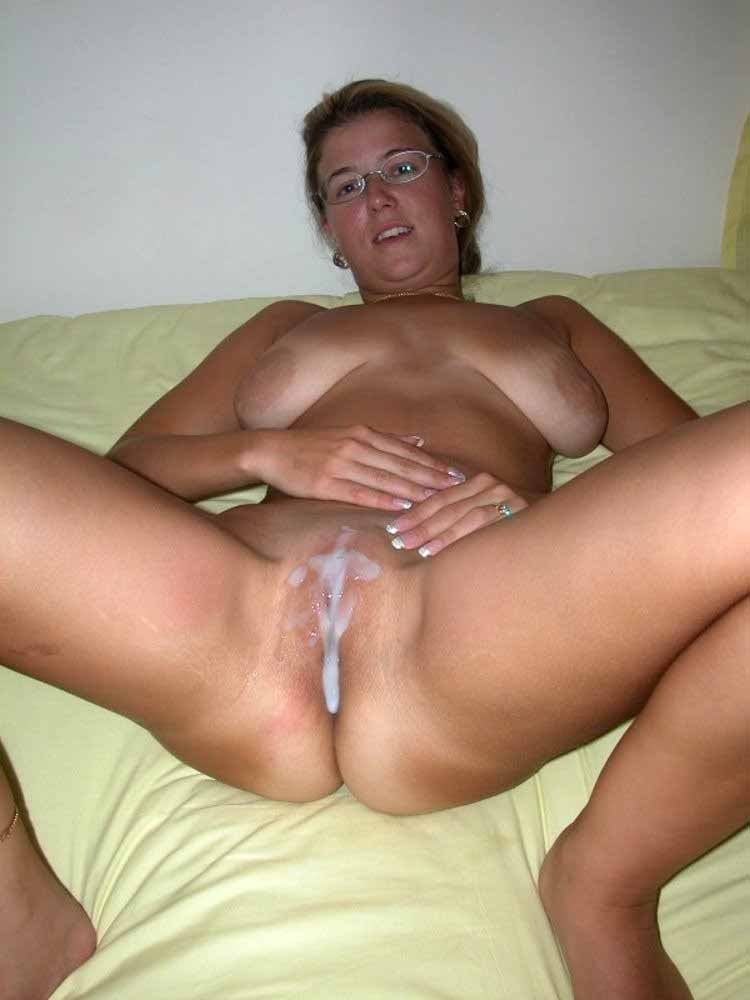Mature slut gallery creampie