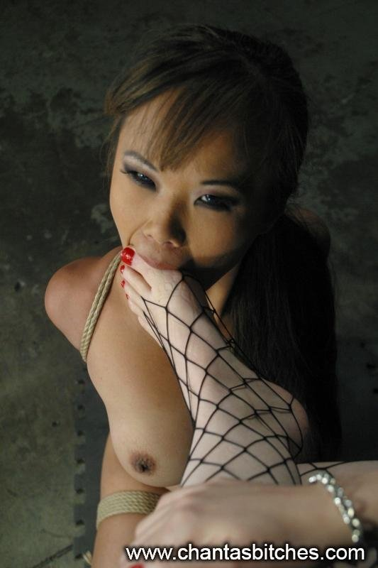 Skinny asian small tits #7