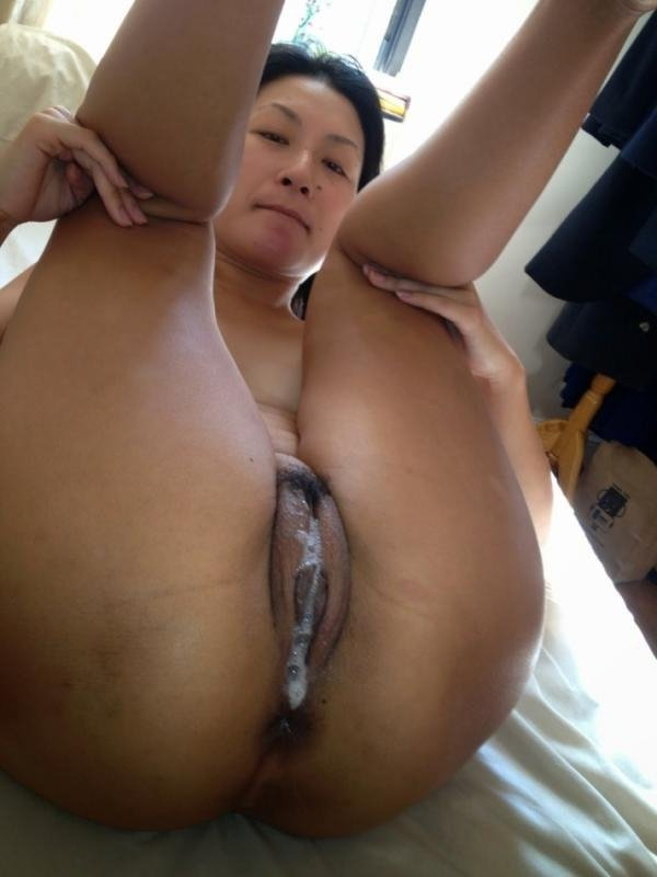Big lips asian vagina