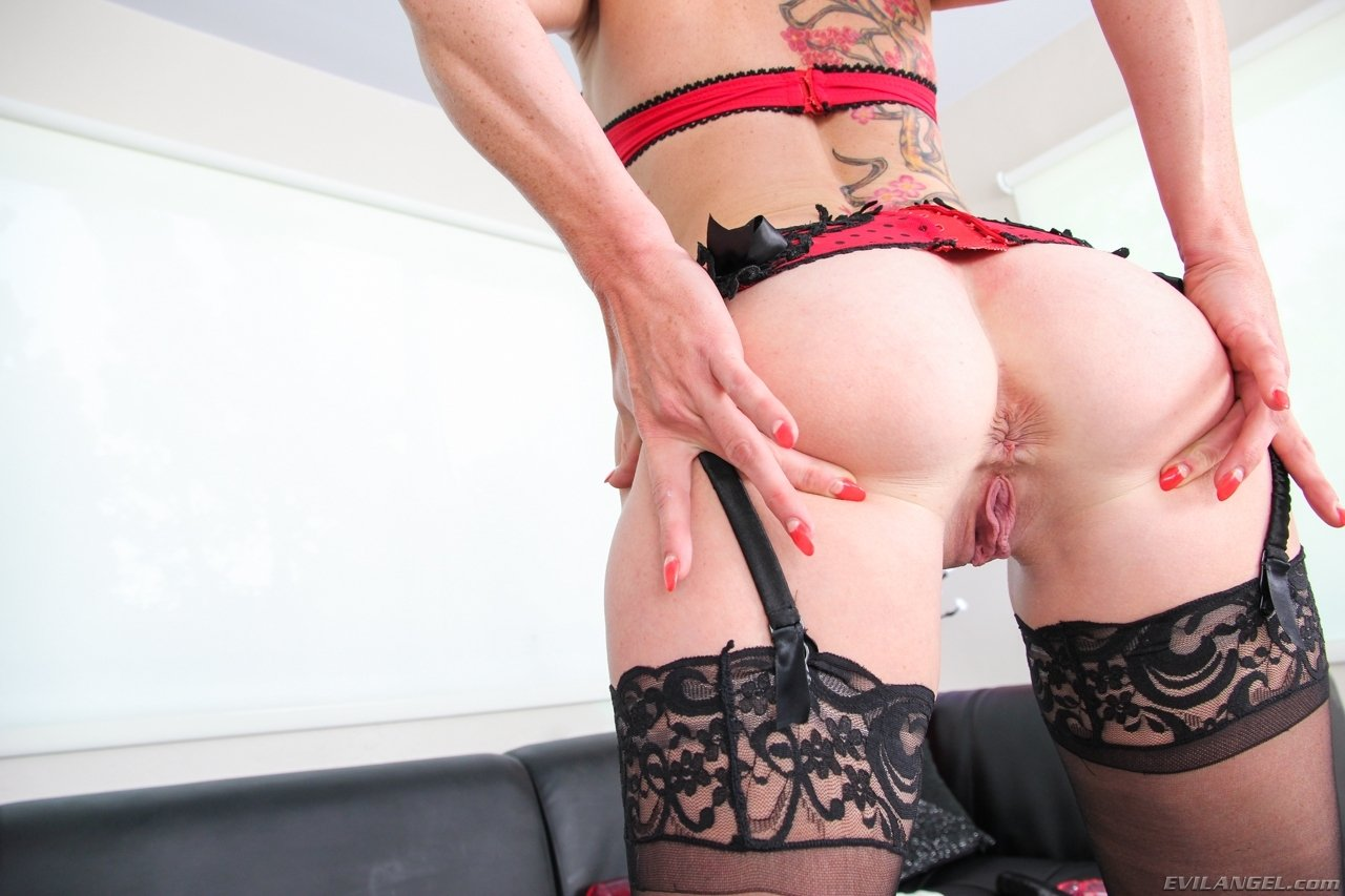 brazzers with oil sexy mature in public