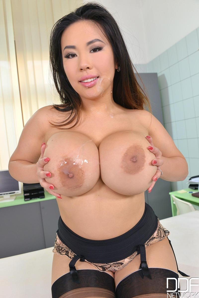 big tits on asian - free messaging hookup sites!