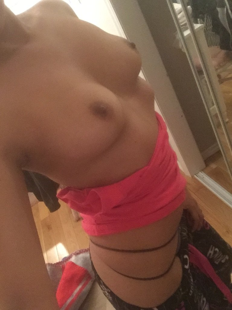 Small boobs housewife