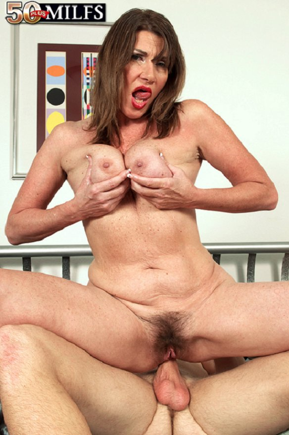beeg classic busty mom and son anal