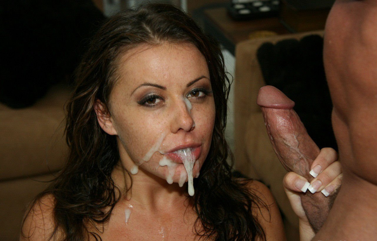 Naked women getting loads of cum on their faces, full length free sex movie post