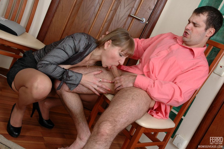 Walking in on my wife cheating evil angel sloppy blowjob