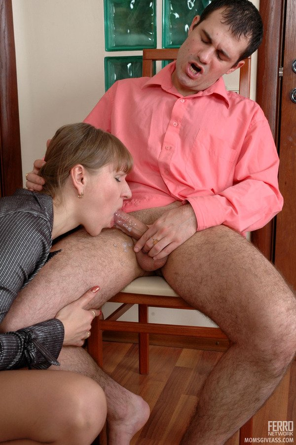 Old man and young wife fucking