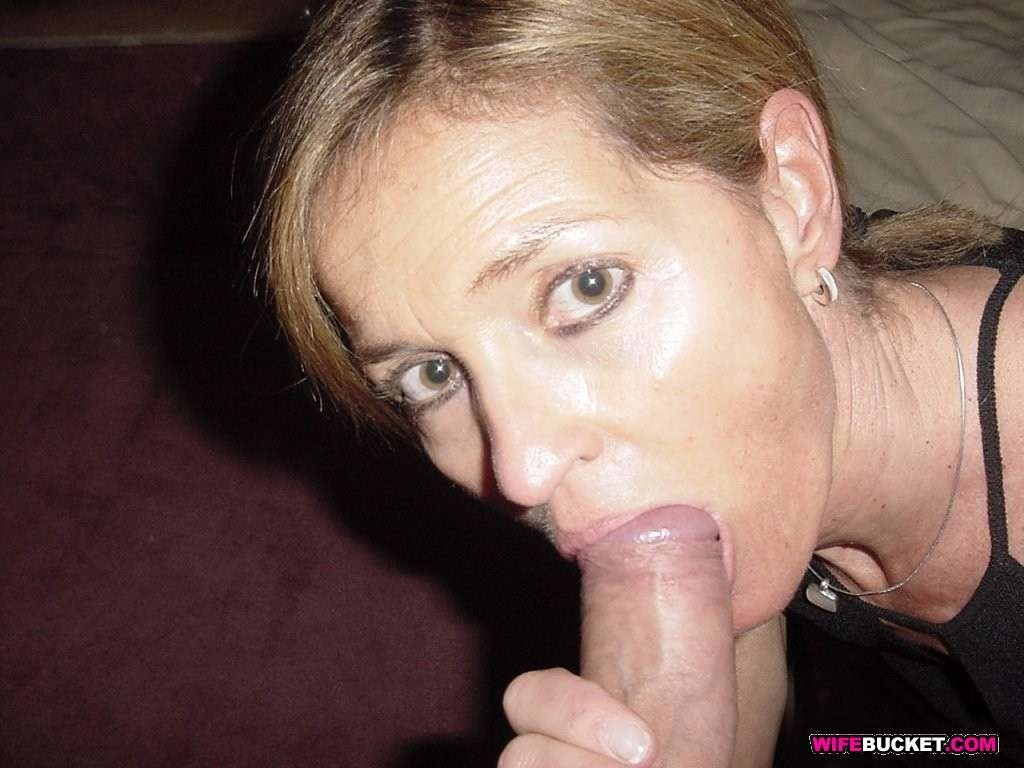 blowjob swallow wife