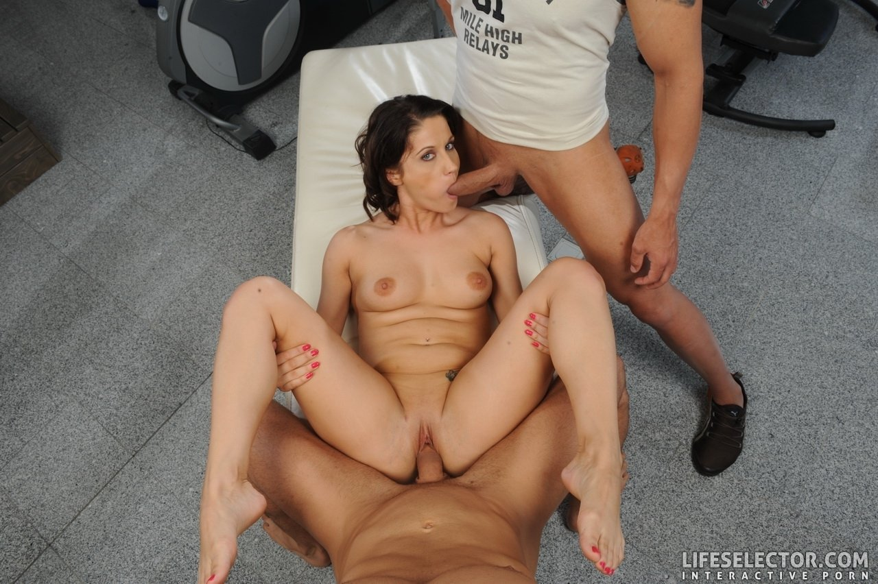 PervCity Teen Anal Training for Arya Fae