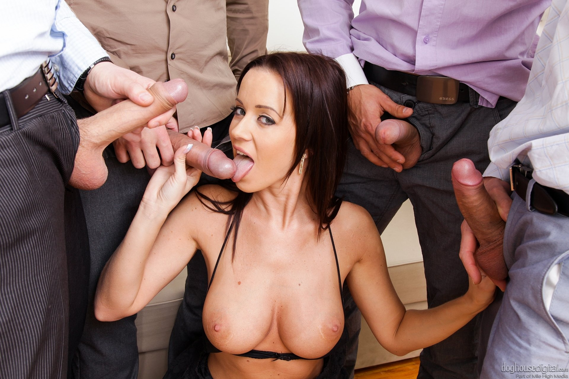 Booty talk cheating wife orgy
