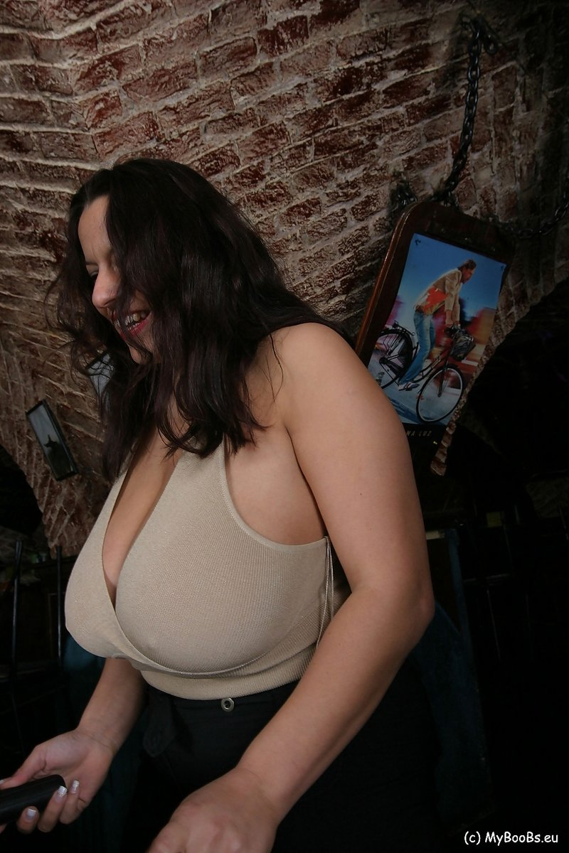 My wifes big saggy tits Mom small son cheating