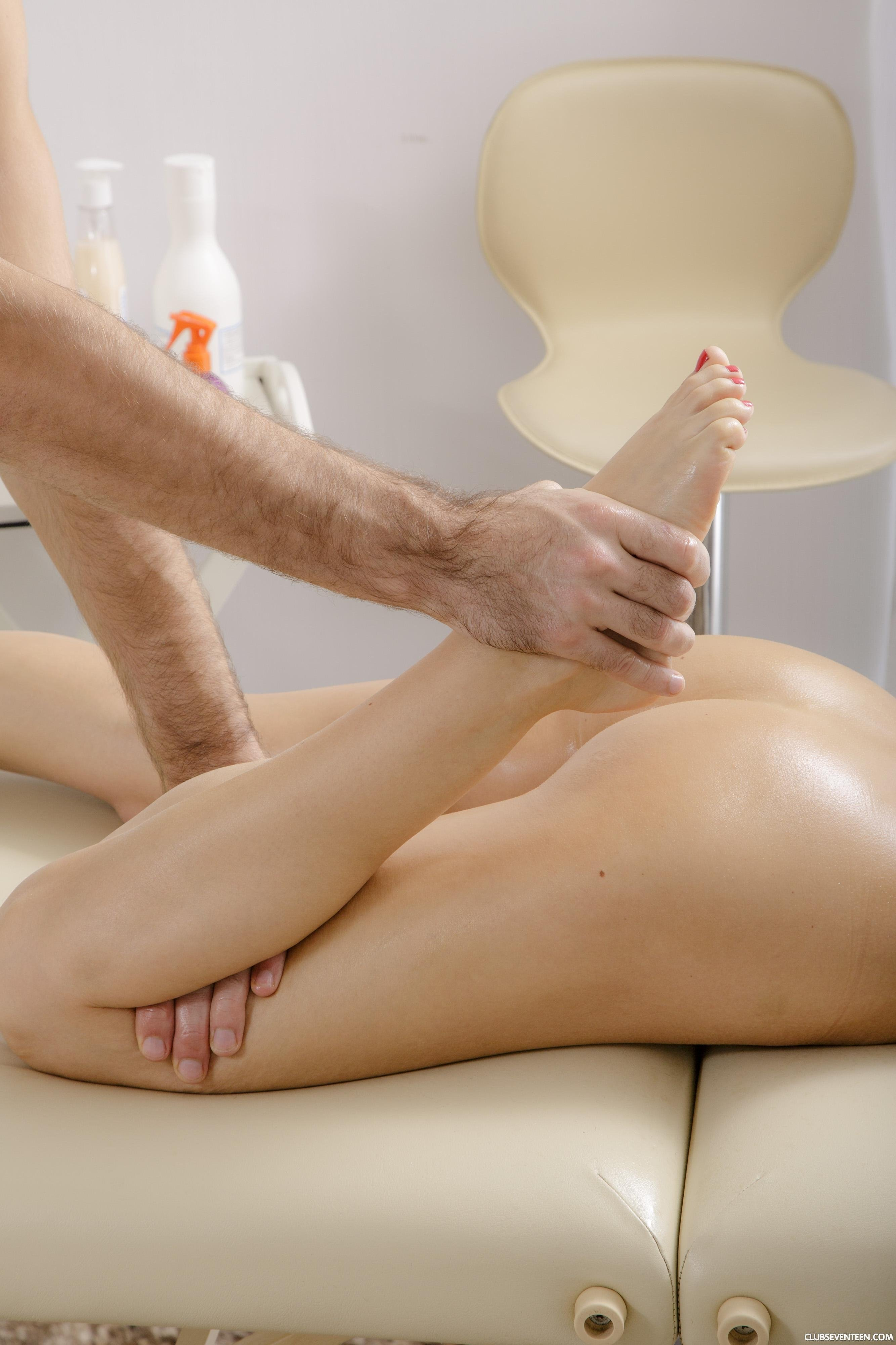 Massage These Points For Extra Romance