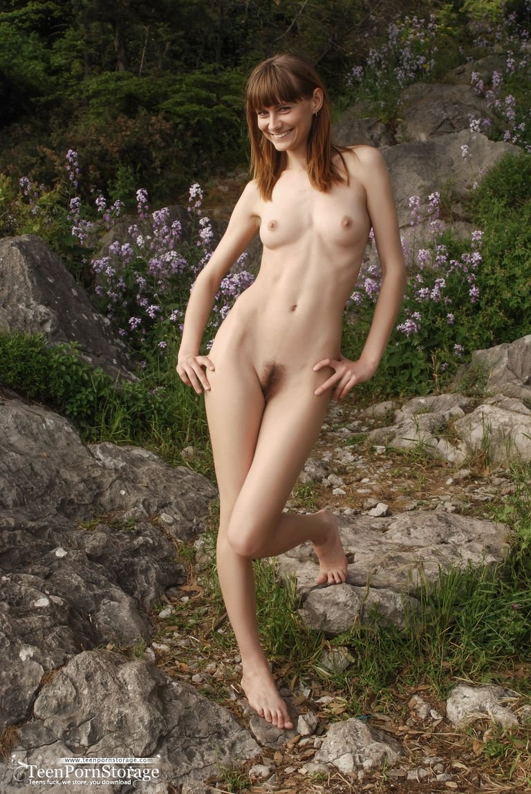 Young arab girls naked #1