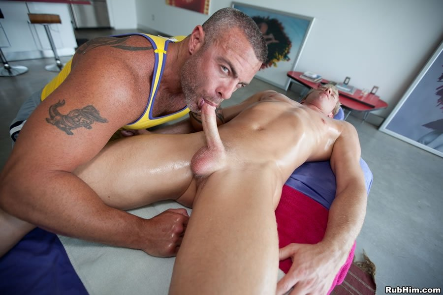 Kevin Franco Suck Each Other's Hard Cocks
