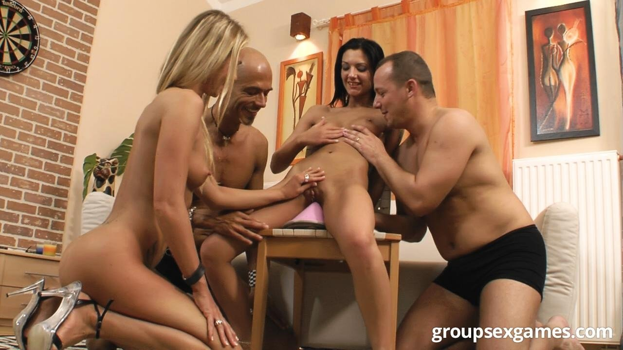 Thai group sex #1