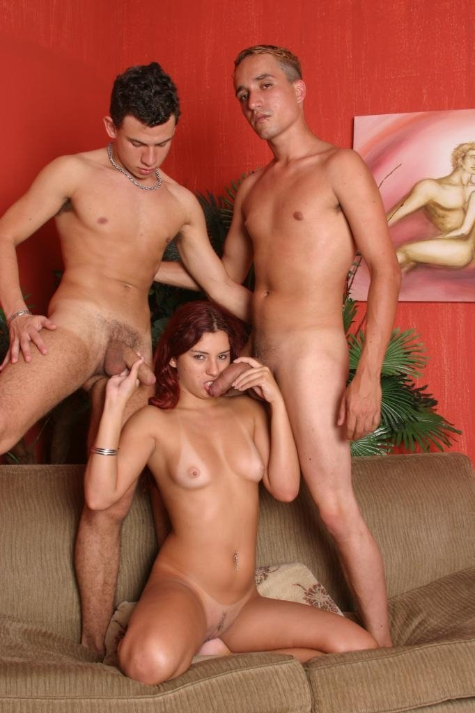 bisexual threesome sex videos there