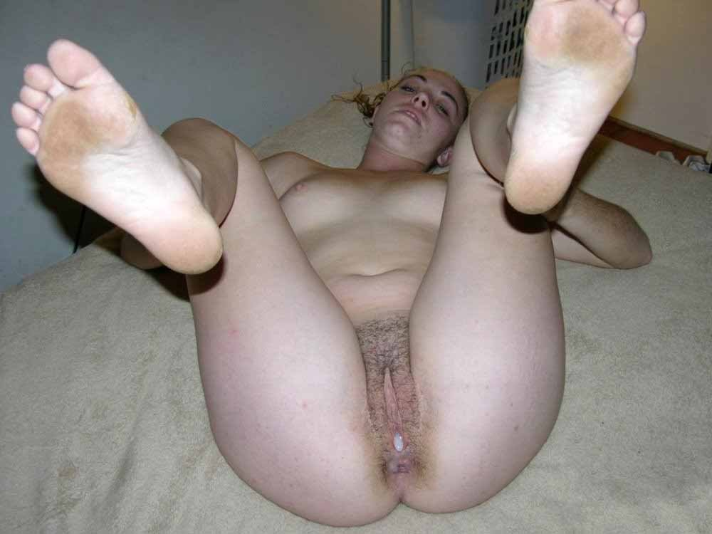 Naked young girl on girl