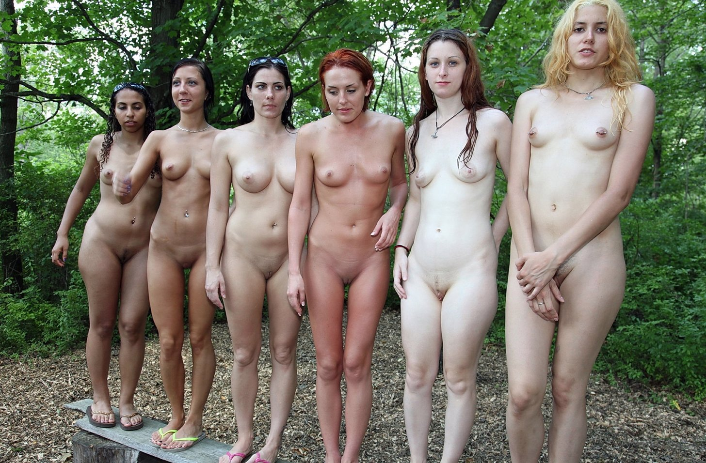 Camp europe nudist