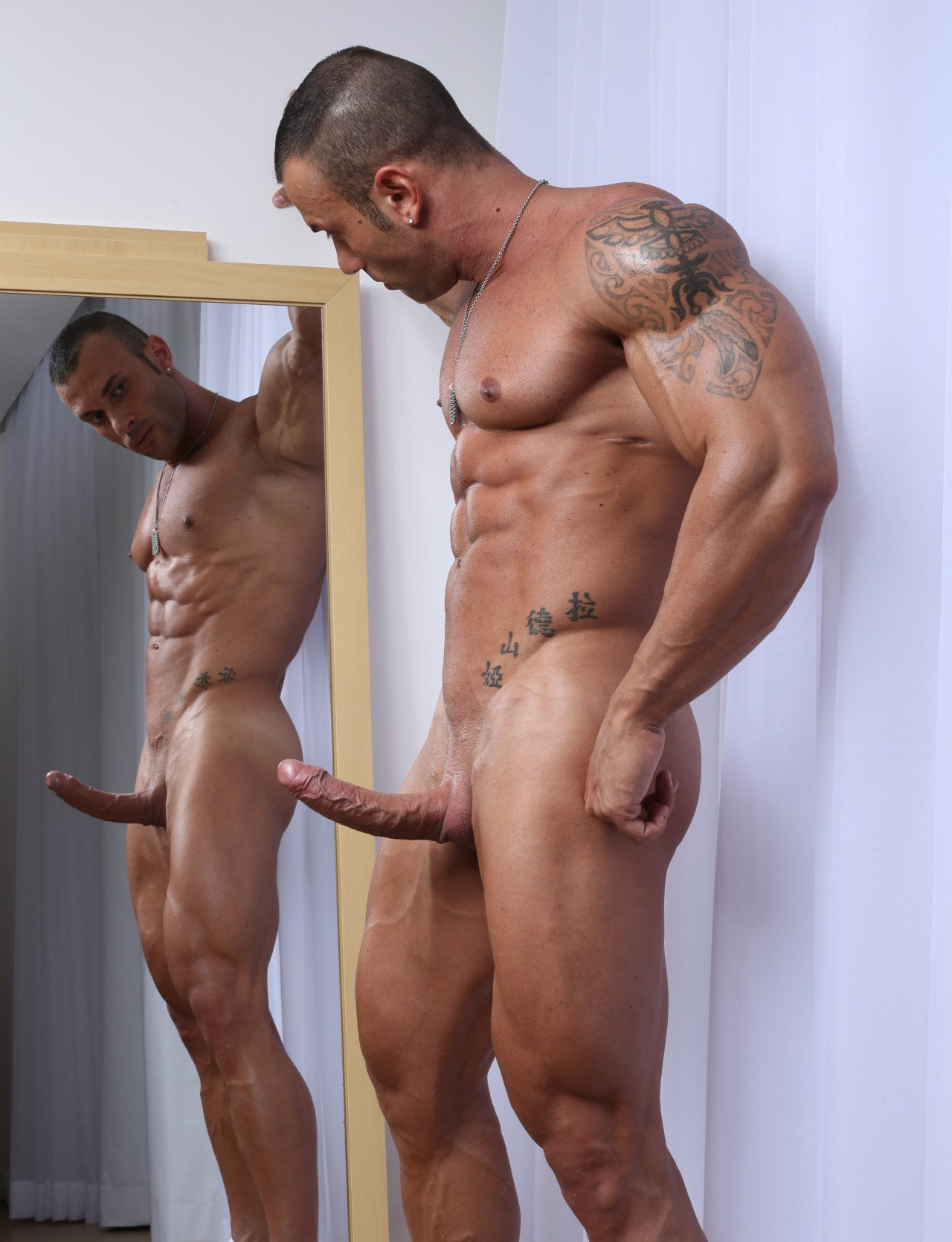 Gay Hunks Suck Each Others Big Dick And Anal Fucks To The Fullest