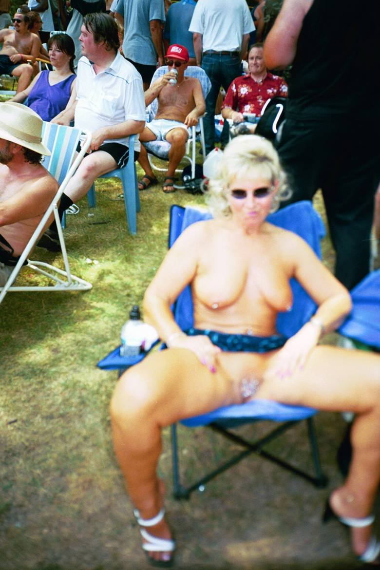natural mature women nude there