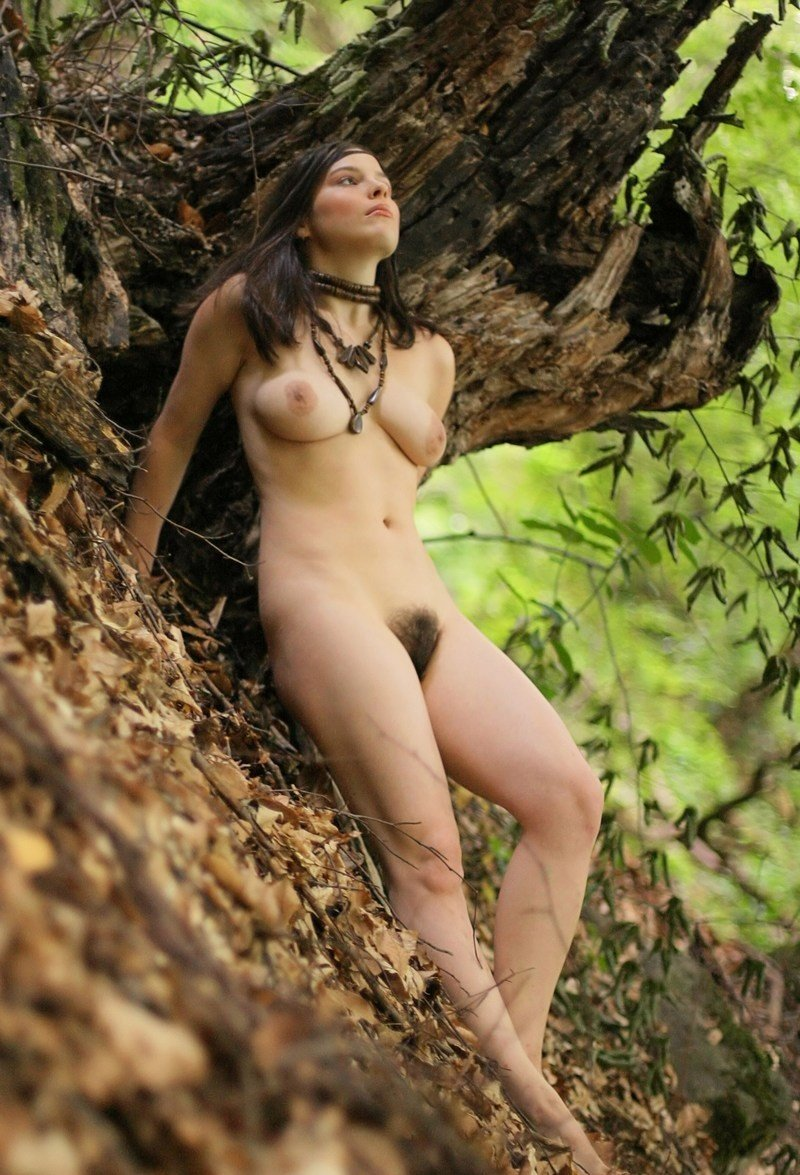 Beautiful Women Natural Nude