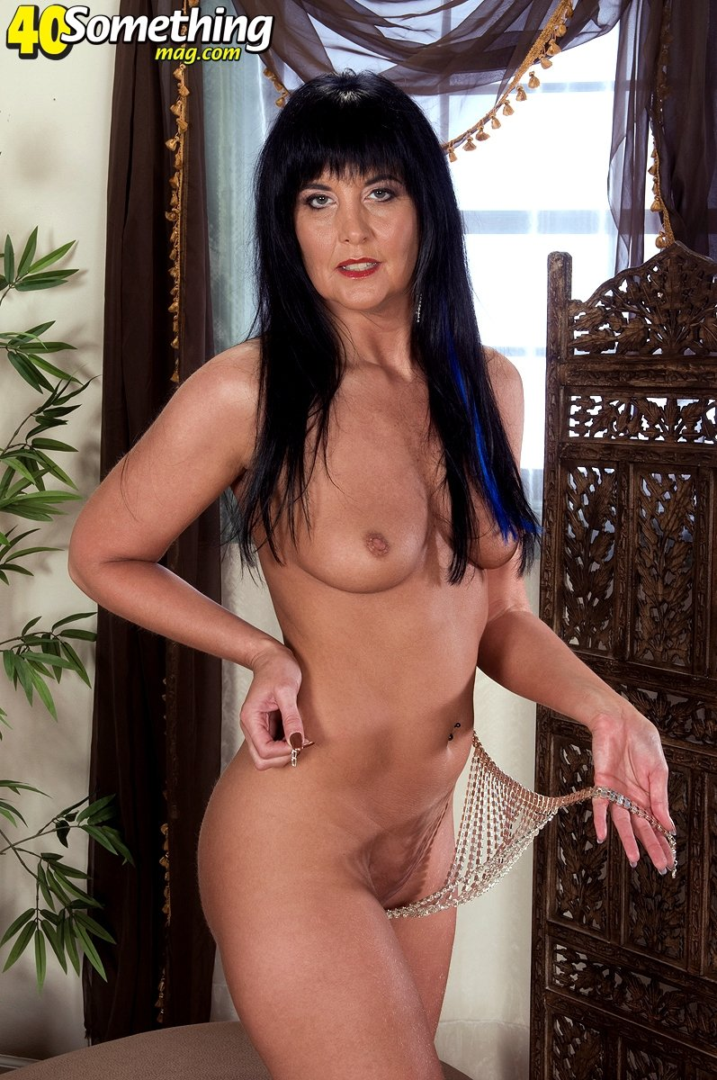 Homemade mom with hairy pussy
