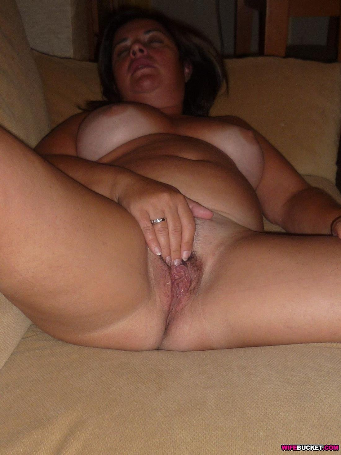 Drunk wife asshole